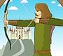 Speel het nieuwe girl spel: Robin Hood en de Schatten