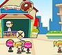 Speel het nieuwe girl spel: Donut Imperium