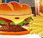 Speel het nieuwe girl spel: Champignon Burger