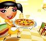 Speel het nieuwe girl spel: Momma's Pizza