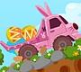 Speel het nieuwe girl spel: Paashaas Vrachtwagen