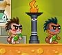 Speel het nieuwe girl spel: Fart King Bros