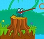 Speel het nieuwe girl spel: Vlieg en Kikker