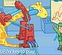 Speel het nieuwe girl spel: Soviet Rocket Giraffe