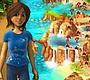 Speel het nieuwe girl spel: Robinson Crusoe 2