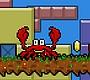 Speel het nieuwe girl spel: Fally Jump Crab