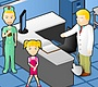 Play the new Girl Flash Game: Medical Rush