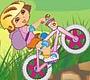 Speel het nieuwe girl spel: Dora's Fietsroute