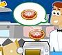 Speel het nieuwe girl spel: Pizza Dazzle