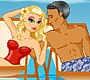 Play the new Girl Flash Game: Beach Love