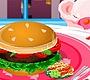 Speel het nieuwe girl spel: Lekkere Hamburger