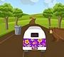 Speel het nieuwe girl spel: A Smokey Ride