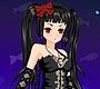 Play the new Girl Flash Game: Emo Princess Fashionista