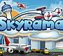 Speel het nieuwe girl spel: Skyrama