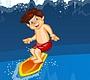 Speel het nieuwe girl spel: Surf Mania