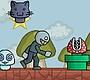 Speel het nieuwe girl spel: Mushroom Kombat
