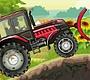 Speel het nieuwe girl spel: Tractor Power 2