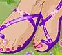 Speel het nieuwe girl spel: Zomer Sandalen