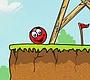 Speel het nieuwe girl spel: Rode Bal 3