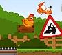 Speel het nieuwe girl spel: Red de Kippen