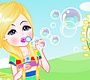 Play the new Girl Flash Game: Bubble Girl Dress Up