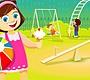 Speel het nieuwe girl spel: Kinderpark