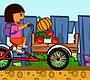 Speel het nieuwe girl spel: Dora's Bakfiets