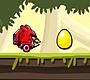 Speel het nieuwe girl spel: Angry Rocket Bird 1