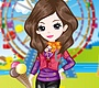 Play the new Girl Flash Game: Autumn Amusement Park