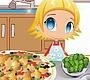 Speel het nieuwe girl spel: Gegrilde Kip Tacos