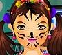 Speel het nieuwe girl spel: Mooi Geschminkt Gezicht