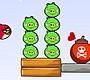 Speel het nieuwe girl spel: Angry Birds Kanon 2
