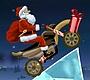 Speel het nieuwe girl spel: Kerstman Motor 2