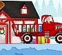 Speel het nieuwe girl spel: Kerstman's Vrachtwagen