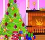 Speel het nieuwe girl spel: Kerstboom Versieren