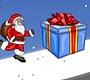 Speel het nieuwe girl spel: Springende Kerstman