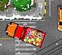 Speel het nieuwe girl spel: Kerstman Vrachtwagen Parkeren