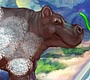 Play the new Girl Flash Game: My Cool Hippo
