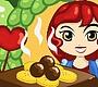 Speel het nieuwe girl spel: Chocolade Bananen Taart