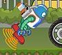 Speel het nieuwe girl spel: Pogo Jumper