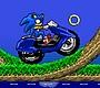 Speel het nieuwe girl spel: Super Sonic Motorbike