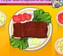 Speel het nieuwe girl spel: Het Steak House
