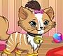 Speel het nieuwe girl spel: Kitty de Kat Aankleden