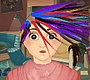 Play the new Girl Flash Game: Crazy Real Haircuts
