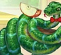 Play the new Girl Flash Game: My Charming Snake