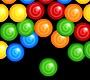 Speel het nieuwe girl spel: Snoep Bubbels