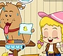 Play the new Girl Flash Game: Sunny Side Pet Grooming
