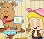Speel het nieuwe girl spel: Dierensalon Sunny Side