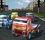 Speel het nieuwe girl spel: Truck Race 3D