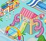 Speel het nieuwe girl spel: Water Pretpark